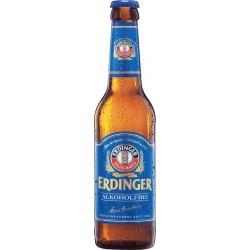 Cerv. Erdinger Alkoholfrei - unid ln 330ml (sem álcool)