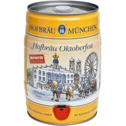 Cerv. HB Oktoberfest - unid barrilete 5l