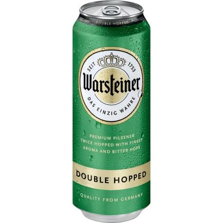 Cerv. Warsteiner Double Hopped - unid lt 500ml