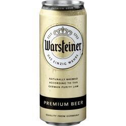 Cerv. Warsteiner Premium - unid lt 500ml