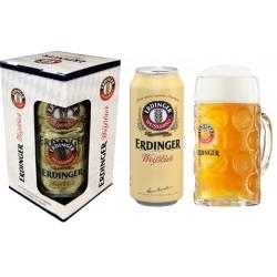 Kit Erdinger Tradicional - 1lt 500ml+1caneca 500ml