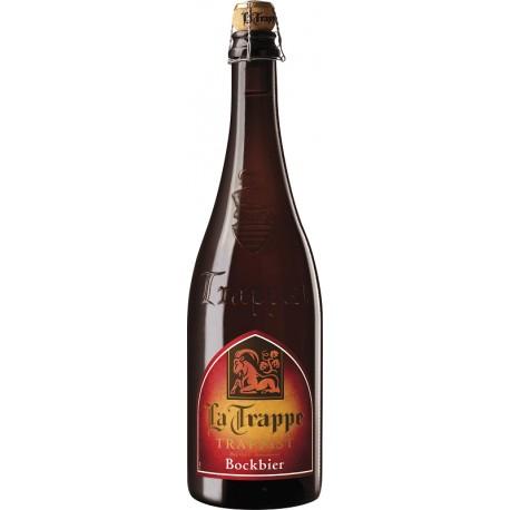 Cerv. La Trappe Bock - unid grf 750ml