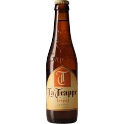 Cerv. La Trappe Tripel - unid grf 330ml