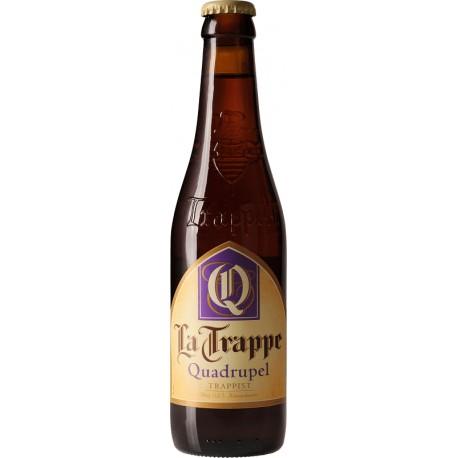 Cerv. La Trappe Quadrupel - unid grf 330ml