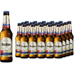 Cerv. Warsteiner Fresh - cx 24grfs 330ml