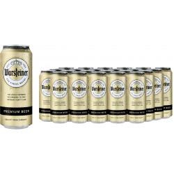 Cerv. Warsteiner Premium- pack 24lts 500ml