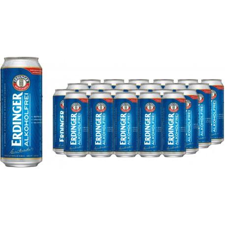 Cerv.Erdinger Alkoholfrei - pack 24lts 500ml