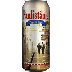 Cerv. Cerveja Paulistânia Trem das Onze - unid. lata 472ml