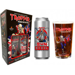 Kit Trooper Sun and Steel - 1Lata 500ml+1copo500ml