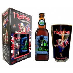 Kit Trooper Fear of the Dark - 1grf 500ml+1copo500ml