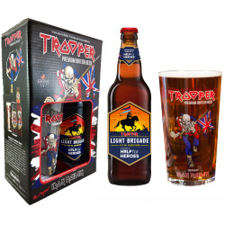 Kit Trooper Light Brigade - 1grf 500ml+1copo500ml