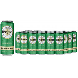Cerv. Warsteiner Double Hopped - pack 24lts 500ml