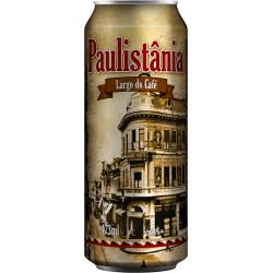 Cerv. Cerveja Paulistânia Largo do Café - unid. lata 473ml