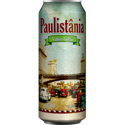 Cerv. Cerveja Paulistânia Viaduto do Chá - unid. lata 473ml