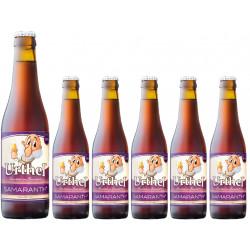 SIXPACK Cerveja Urthel Samaranth - 6 longnecks de 330 ml