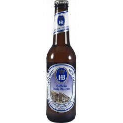 Cerv. HB Hefe Weizen - Longneck 300 ml