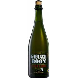 Cerv. Oude Geuze Boon Black Label 4º Edição- gfs 750ml