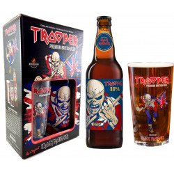 Kit Trooper IPA - 1grf 500ml + 1 Pint 500ml