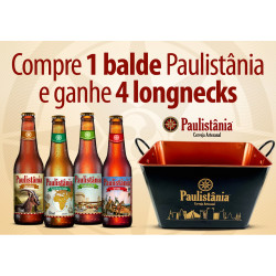 PROMO BLACK FRIDAY BALDE PAULISTÂNIA
