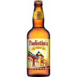 Cerveja Paulistânia Laralima - unidade gfr 500ml