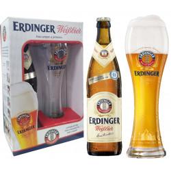Kit Erdinger - 1grf 500ml(clara)+1copo500ml