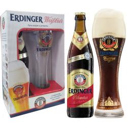 Kit Erdinger Pikantus - 1grf 500ml+1copo500ml