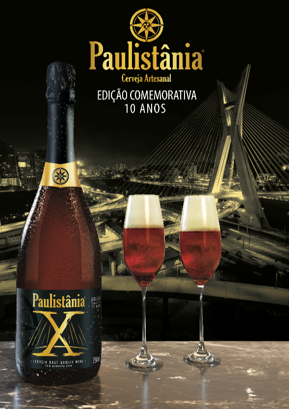 Paulistânia X e sua homenagem aos 10 anos da Ponte Estaiada