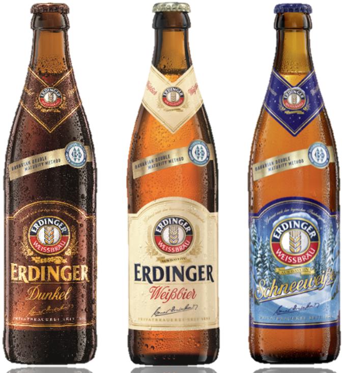 cervejas Erdinger texto cervejas híbridas