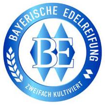 Selo Certificado do processo de Maturação Nobre Bávara