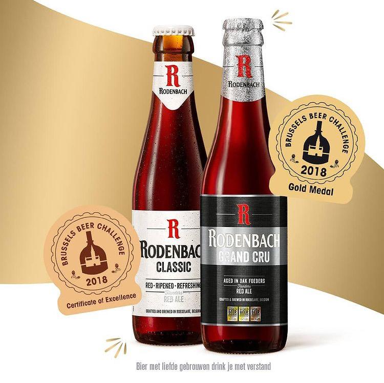 Rodenbach Classic e Rodenbach Gran Cru