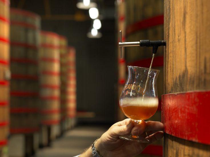 copo com cerveja Rodenbach