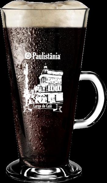 Caneca Colombian exclusiva para beber a Largo do Café
