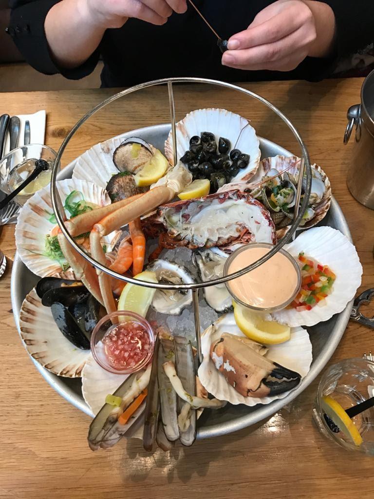 Comida típica de Amsterdam