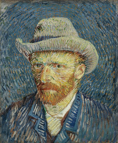 Van Gogh pintor nascido em Amsterdam