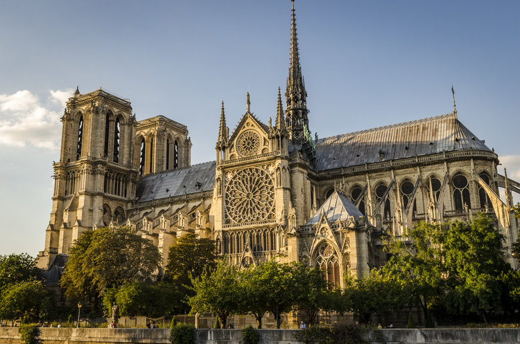 paris 2 bolero de ravel e a Catedral de Notre Dame