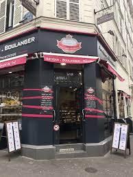 paris 2 bolero de ravel e a Boulangerie La Princesse