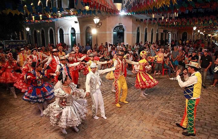 Festa Junina Cervejeira com quadrilha em São Luiz do Maranhão