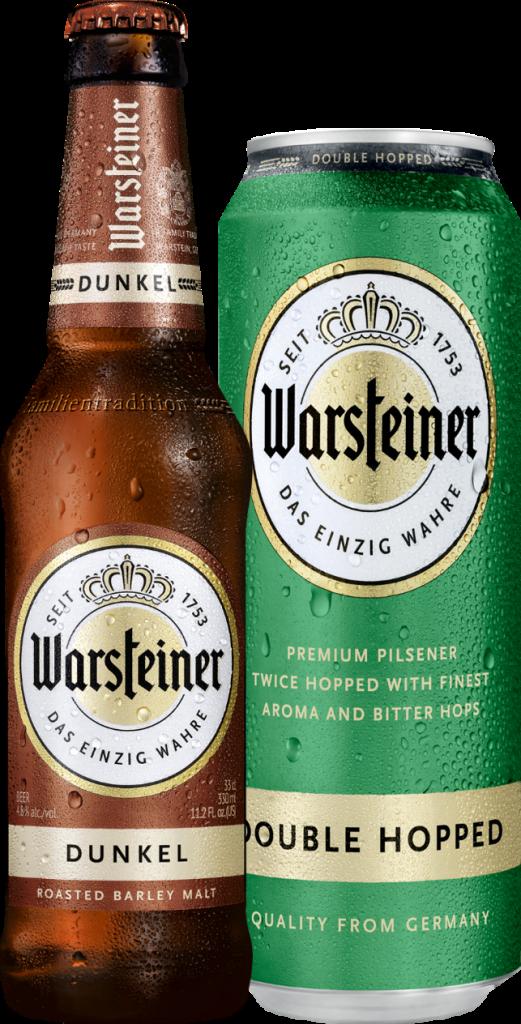 imagem cerveja Warsteiner