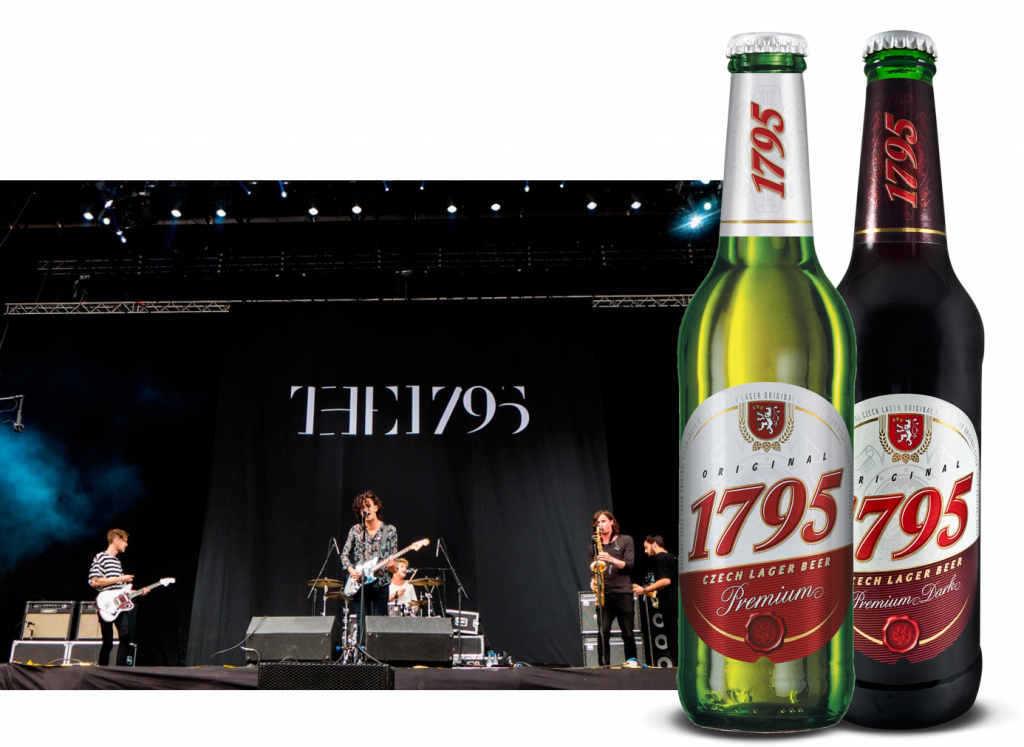 texto musica e cerveja banda The 1975