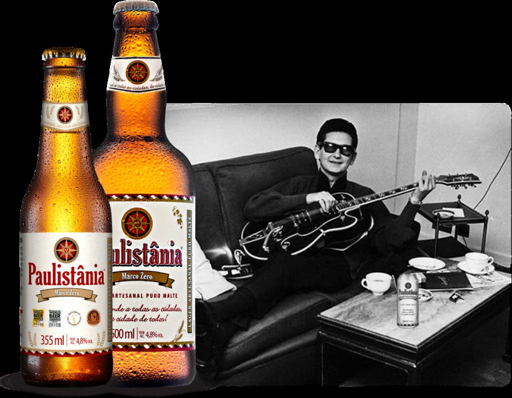 texto musica e cerveja banda Roy Orbison