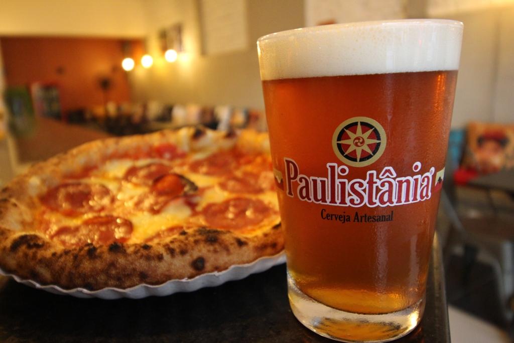 Sobre Pizzas, Paulistanos e Paulistânia