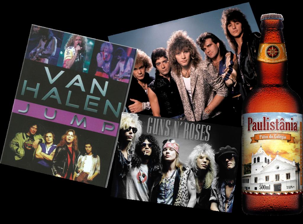 Bandas inicio década de 80