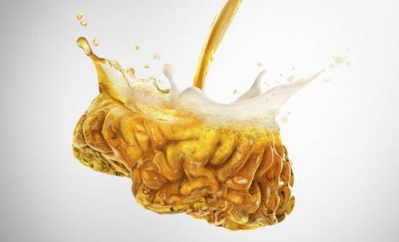 Saúde com cerveja faz bem para o cérebro