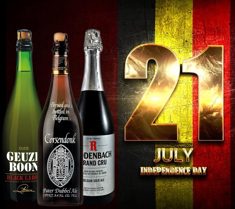 Um paraíso chamado Bélgica: Independente desde 1830 e cervejeira desde sempre.